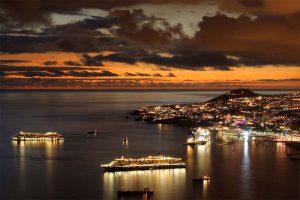 Éjszaka Madeirán